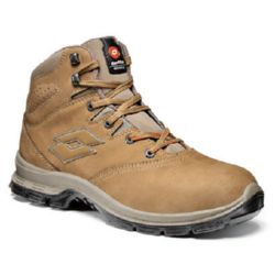 BOTA LOTTO SPRINT MID 901 MARRON TALLA 44 S3 SRC REF. Q8351