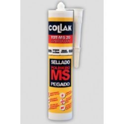 SELLADOR POLIMERO TOT-MS 20 BLANCO 300ML