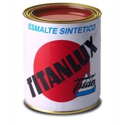 TITANLUX AMARILLO REAL 750 ML 529