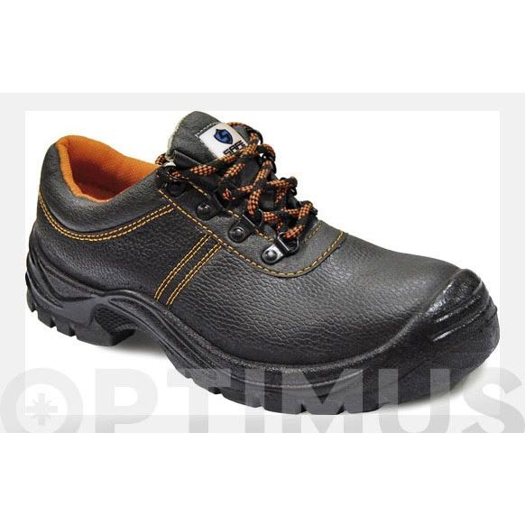 ZAPATO JACK N.47 S1P NEGRO OUTLET