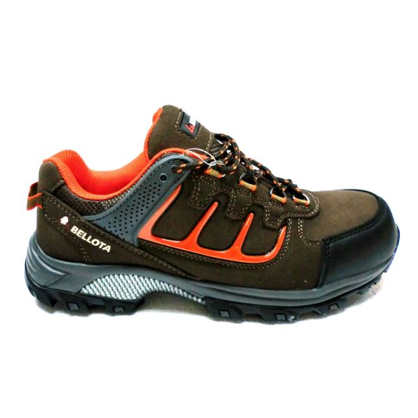 ZAPATO TRAIL MARRON 72212M N.44 S3 BELLOTA